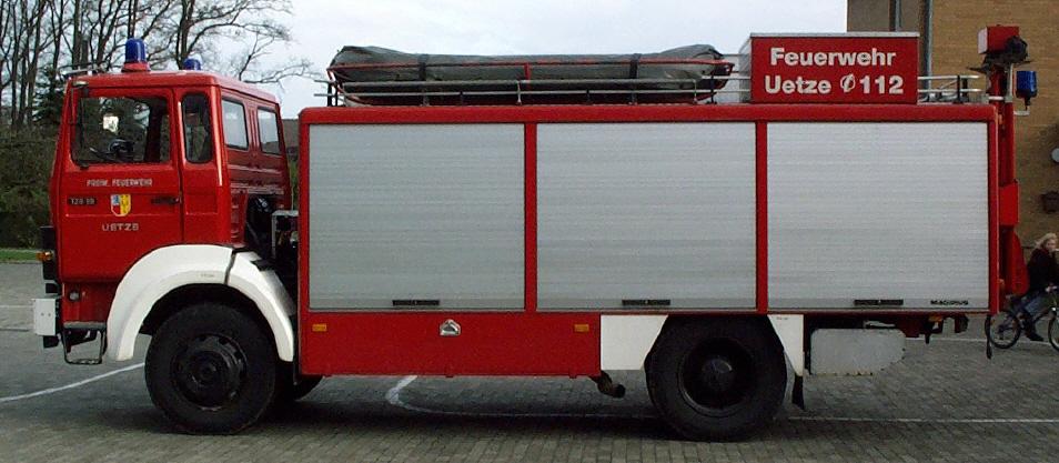 Rüstwagen RW 2